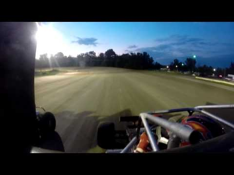 M.O.R.A Racing - Mt Pleasant Speedway July 11th, 2014 Bud Cage Cam