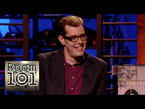 Richard Osman Hates Bad Animals In Zoo's - Room 101
