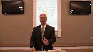 Bro. Keith Finishes The Book of Daniel