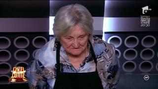 """Mamă și fiică devenite adversare la """"Chefi la cuțite""""! La 78 de ani, tanti Lucia a făcut senzatie"""