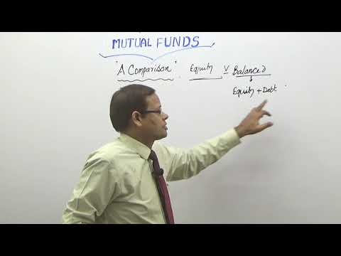 MUTUAL FUNDS  A COMPARISON తెలుగు లో