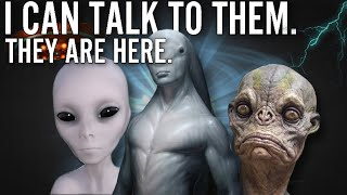 Aliens Are REAL And They Live Among Us. Talking to ETs w/ GINA WALTON