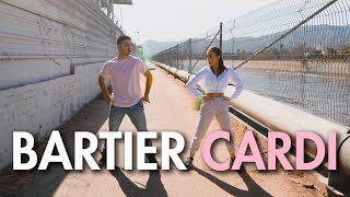 Cardi B - Bartier Cardi feat. 21 Savage (Dance Video) | Choreography | MihranTV
