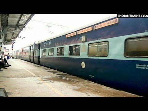 Hyderabad to New Delhi Telangana Express departing from Nagpur Junction : Indian Railways