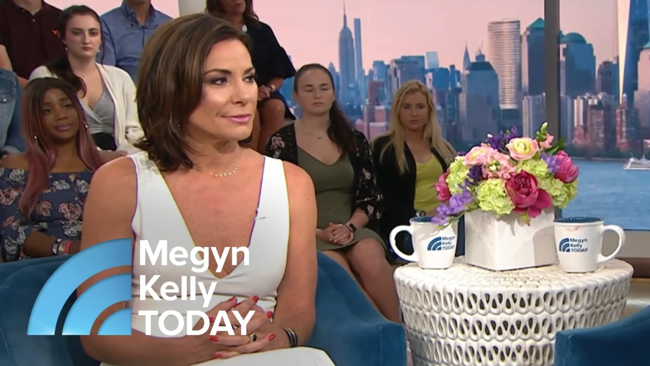 Luann De Lesseps Opens Up About Relapse And Rehab: 'I Have This Whole New Life' | Megyn Kelly TODAY