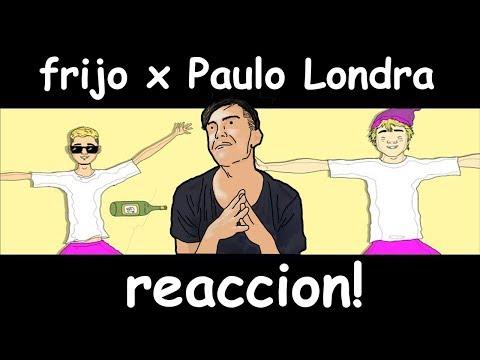 Frijo - Noche Complicada ft. Paulo Londra // REACCION - LICK