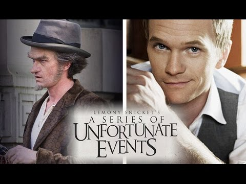 React and Review on A Series of Unfortunate Events | Teaser: Meet Count Olaf [HD] | Netflix