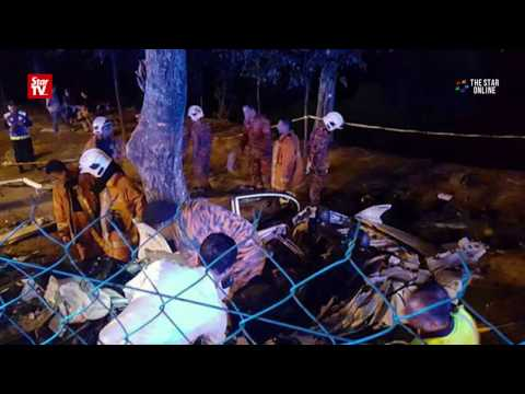 Three killed in fatal accident on LDP
