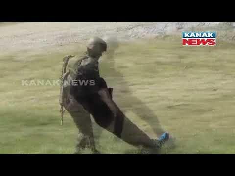 Indo-Kazakhstan Joint Military Exercise 'KAZIND 2019' Underway In Uttarakhand