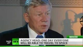 Space Travel For All: 'all You Need Is $50mln'