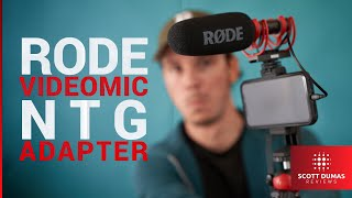 Rode VideoMic NTG iPhone Adapter Cable