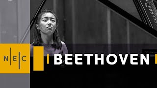 Nan Ni - Beethoven Piano Sonata No.2 in A Major, op.2 no.2 – First Movement