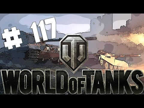 "Let's Play World of Tanks - #117- ""Die ersten Runden im T 34/100"" - [FullHD]"