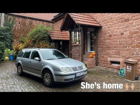 My Junkyard Bora Variant Is Home!!