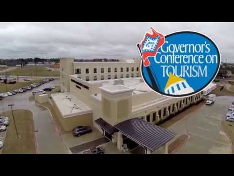 41st Annual Governor's Conference on Tourism in Texarkana, Arkansas