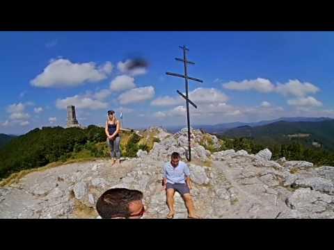 Shipka Monument Cross 360 Degree Video Bulgaria