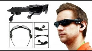 Moredeal.my - Sports MP3 Sunglasses with Headphones (2GB Internal Memory)