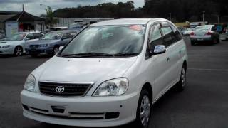 2003 Toyota Nadia Hatchback Is For Sale On Trade Me At Free To Sell, Whangrei