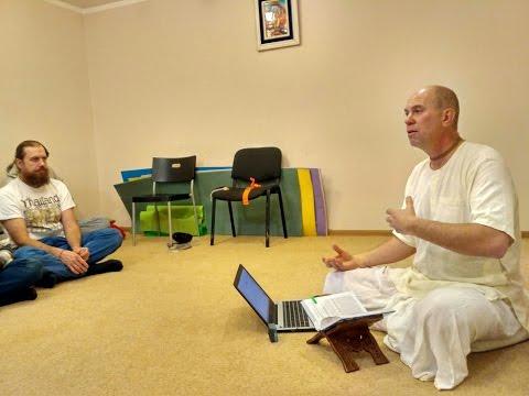 Шримад Бхагаватам 1.13.46-47 - Гаджа Ханта прабху