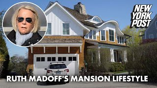Ruth Madoff is living in a $3.8M waterfront home with former daughter-in-law's family | NY Post