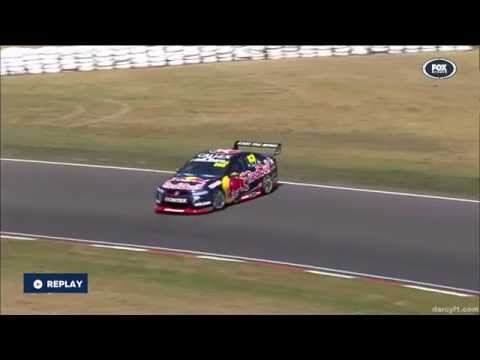 2015 Bathurst 1000 All Crashes and Incidents NO MUSIC