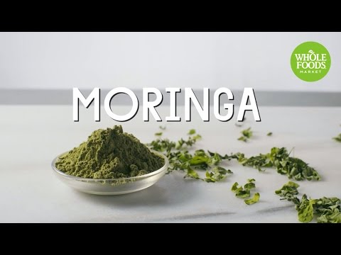 Moringa | Food Trends | Whole Foods Market