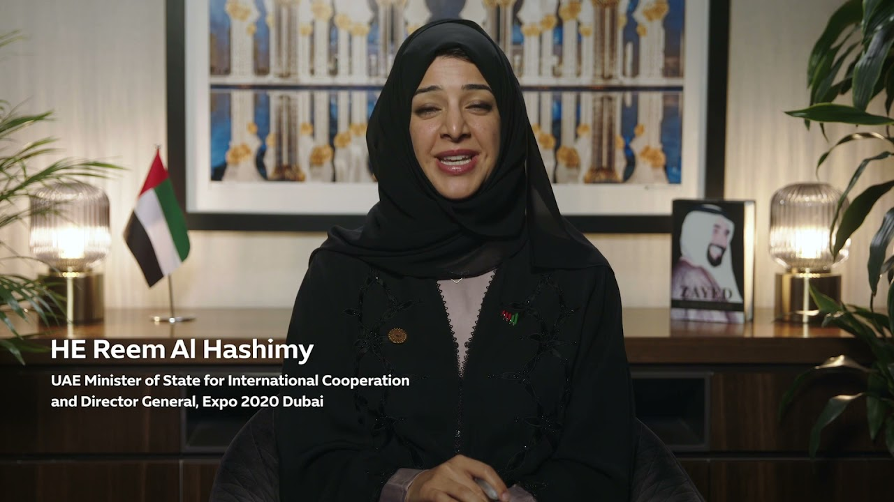 Download Her Excellency Reem Al Hashimi speech