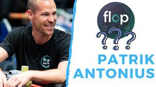 PATRIK ANTONIUS on his new business FIRST LAND OF POKER!