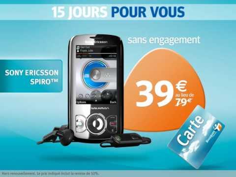 Film Sony Ericsson Spiro