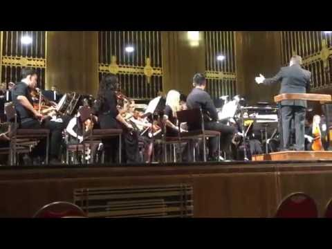 Zulu - West Glamorgan Youth Orchestra