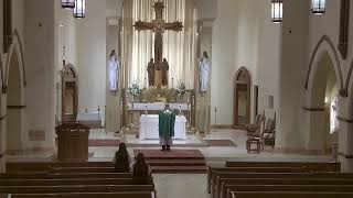 Twelfth Sunday in Ordinary Time - 10:30 Sunday Mass at St. Joseph's (6.21.20)