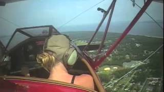 Outer Banks Biplane Air Tours: Reitz 7-31-14 Thumbnail