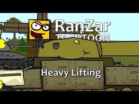 Tanktoon: Heavy Lifting. RanZar