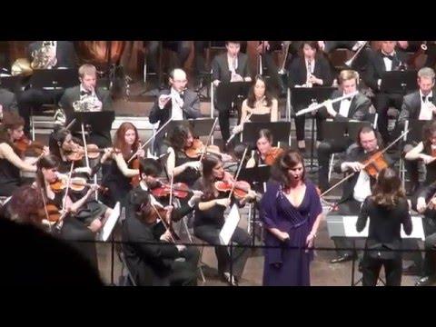 Orchestre Conservatoire de la Vallèe d'Aoste - Dir. Stèphanie Praduroux