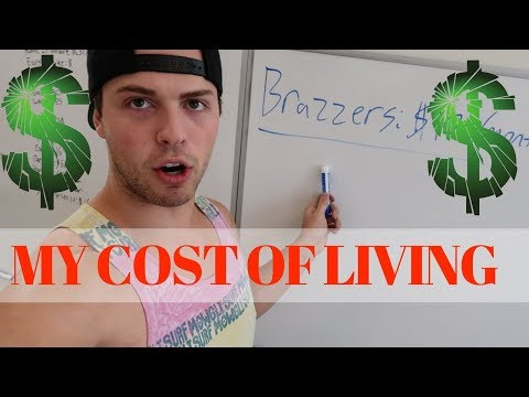 MILLIONAIRE Shares His Monthly Living Expenses **They Will SURPRISE YOU**