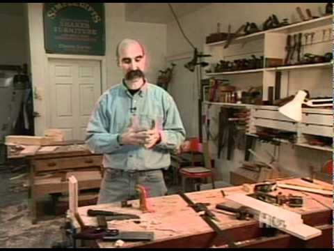 Shaker Furniture Maker - YouTube