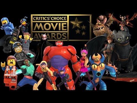 Critics' Choice Awards Best Action, Comedy, And Animated Categories – AMC Movie News