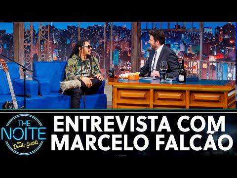 Entrevista com Marcelo Falcão The Noite 260619