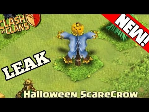 WOW {UPCOMING HALLOWEEN UPDATE?} Clash Of Clans.