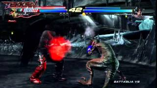 Baixar LTT IV - Max Quicksilver (Alex / Roger) VS Harry Potter (Devil Jin / Heihachi)