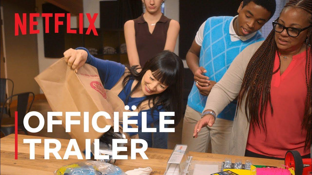 Sparking Joy with Marie Kondo |  Official trailer |  Netflix