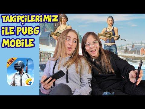 TAKİPÇİLERİMİZ ile PUBG Mobile Challenge | ÖLDÜK ÖLDÜK DİRİLDİK - Eğlenceli Çocuk Videosu