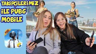 TAKİPÇİLERİMİZ ile PUBG Mobile Challenge   ÖLDÜK ÖLDÜK DİRİLDİK - Eğlenceli Çocuk Videosu