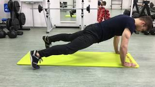 Альтернативный комплекс упражнений без железа и тренажеров на все тело. Неделя вторая