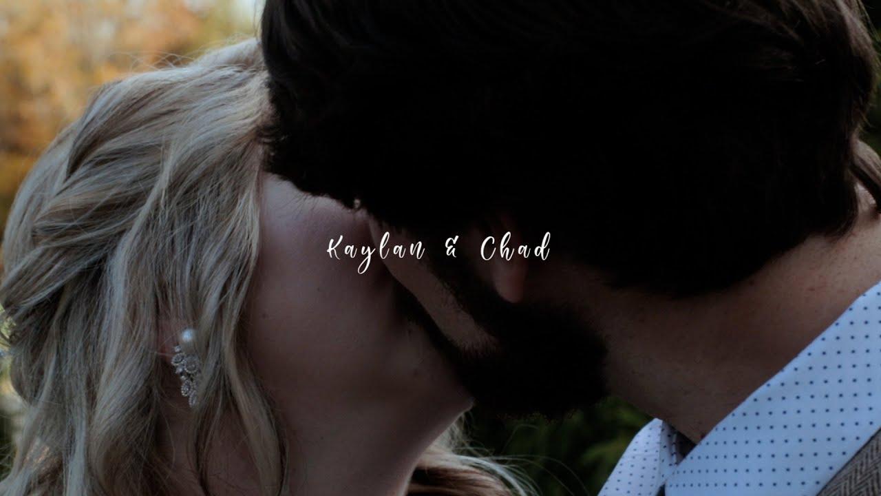 Kaylan & Chad Wedding Highlight | 1812 Hitching Post | Harmony, NC