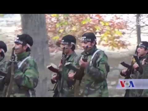 Russia and Pakistan are concern of increasing ISIS in Afg - VOA Ashna