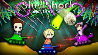 Wir stecken NADELN in unsere Gegner! - ShellShock Live