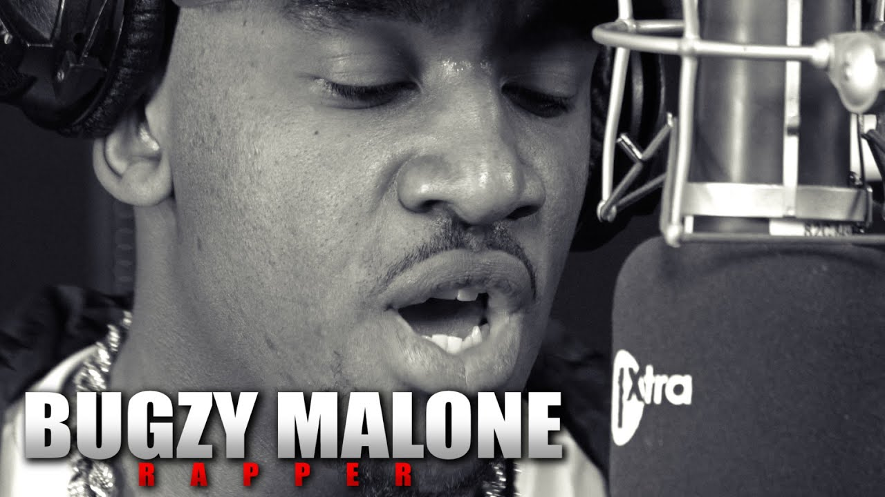 Fire In The Booth – Bugzy Malone