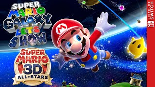 SUPER MARIO 3D ALL-STARS ⭐ Super Mario Galaxy