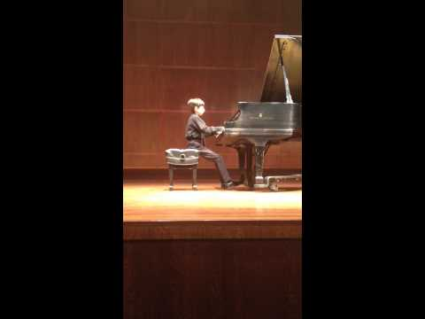 Julien Frank - Chopin Academy of Music - Seattle, 19-Jan-2015